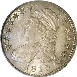 1817/3 50C MS64 PCGS. O-101, R.3. This piece is from t