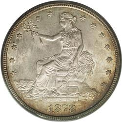 1878-CC T$1 MS60 PCGS. The 1878-CC is considered by nu