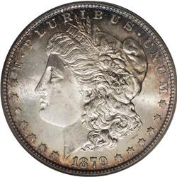 1879-O S$1 MS65 PCGS. This is the first New Orleans Mi