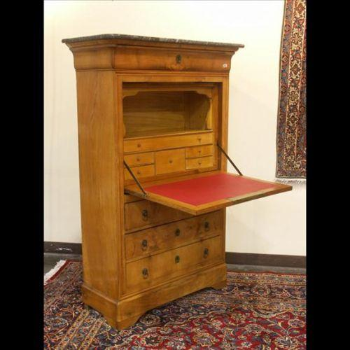 circa 1840 50 french secretaire a abattant. Black Bedroom Furniture Sets. Home Design Ideas