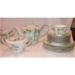 Noritake China Patterns beginning with the Letter B