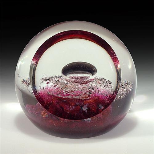 symbolism of the paperweight in 1984