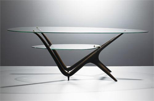 carlo mollino coffee table model 1114 apelli varesio