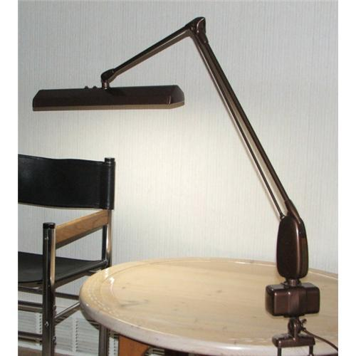 Vintage Dazor Floating Fixture Task Desk Lamp 1425950