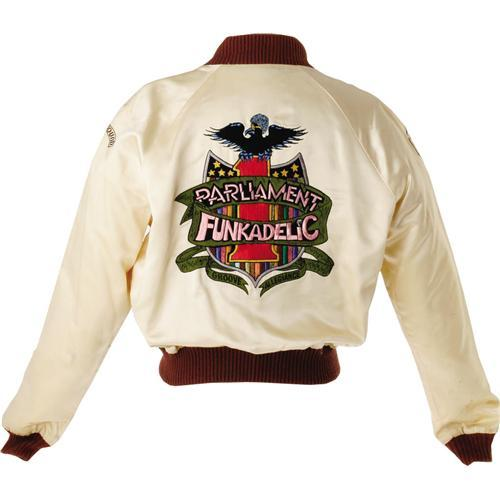 parliamentfunkadelic tour jacket