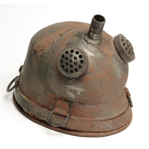 extremely rare world war i horse gas mask