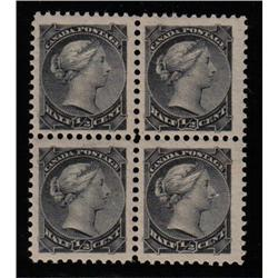 #34 VF-NH BLOCK 4 SMALL QUEEN