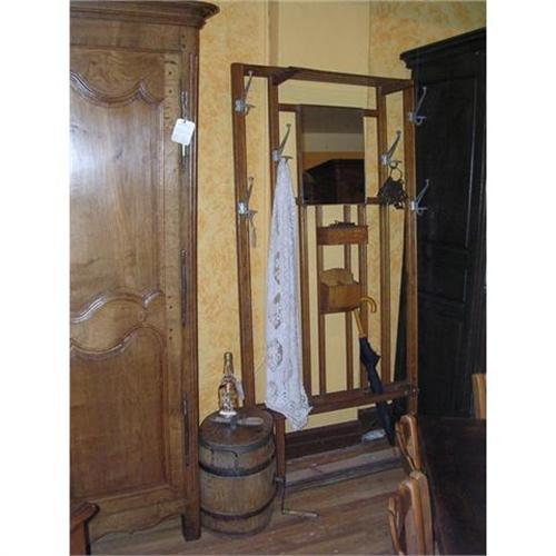 art deco porte manteau coat hanger 1485067. Black Bedroom Furniture Sets. Home Design Ideas