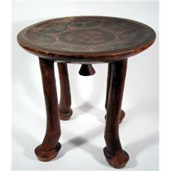 AN OLD SOUTH AFRICAN STOOL