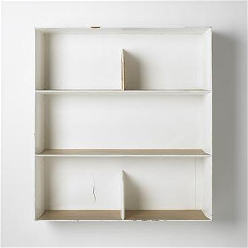 wall mounted bookshelf plans