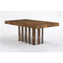 Paul Evans Cityscape dining table Paul Evans