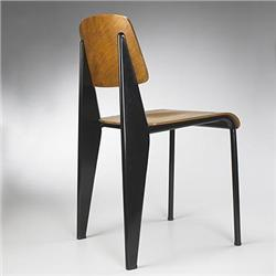 jean prouve standard chair ateliers jean prou. Black Bedroom Furniture Sets. Home Design Ideas