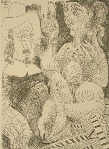 erotic drawings of picasso