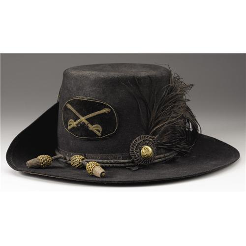 Civil War Union Cavalry Hat Union Hardee Cavalry Hat