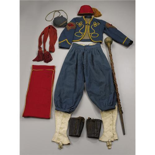 Zouave Complete Uniform Zouave Pants