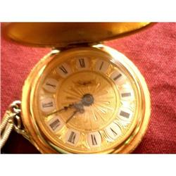 SHEFFIELD SWISS LADIES POCKET WATCH #1601103