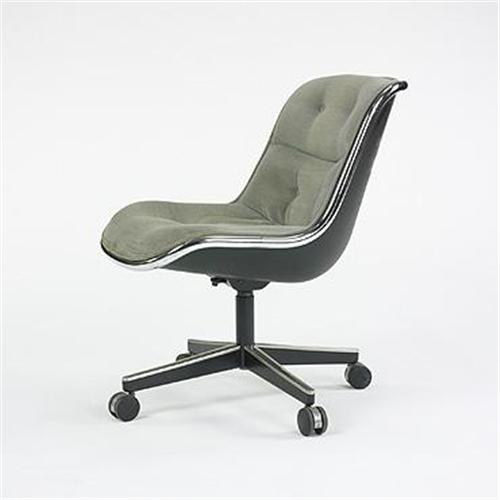 Charles Pollack, office chair, Knoll Internat