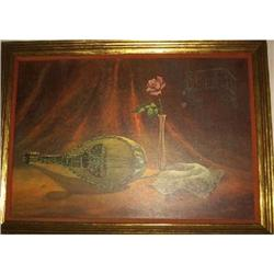 August Holland Frame Print  A Rose By Any Name #1576013