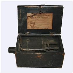 De Moulin Bros. Lung Tester