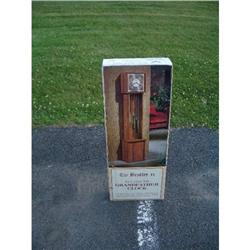 Vintage Grandfather Clock Kit 5' Tall Great #1613765