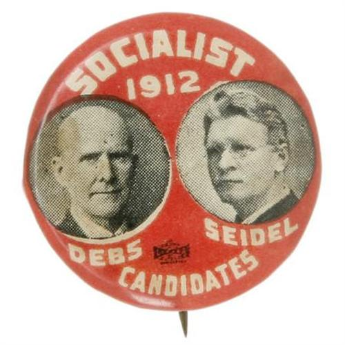 a biography of eugene victor debs American socialist: the life and times of eugene victor debs 634 likes 32 talking about this eugene victor debs (november 5, 1855 – october 20, 1926.