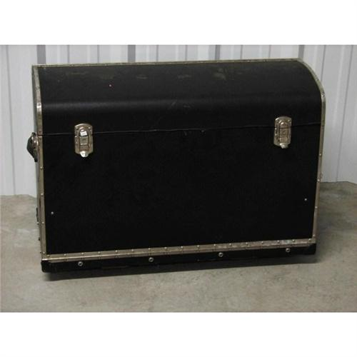 antique metal trunks mi auto lock antique car luggage trunk