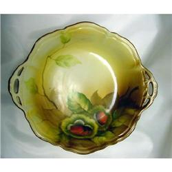 Noritake 8-1/2  Horse Chestnut Handle Bowl #1675211