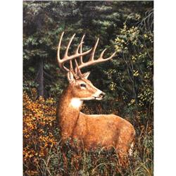 Frank Miller, Orig Oil Great Whitetail