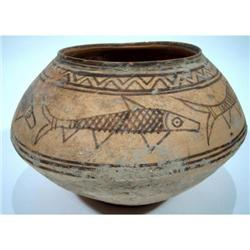 A FINE INDUS VALLEY CERAMIC VESSEL,