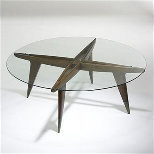 Gio Ponti Coffee Table Singer Sons Italy