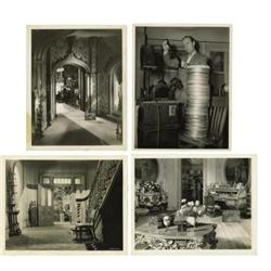 "Four Original Photos from ""Gone with the Wind"""