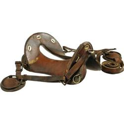 The Horse Soldiers Prop Saddle