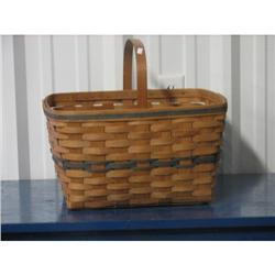 Nineteenth Century Basket Co. Picnic Ohio