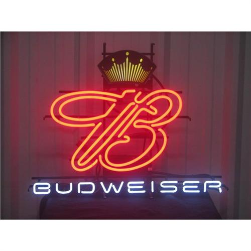 Antique Budweiser Signs - Best 2000  Antique decor ideas