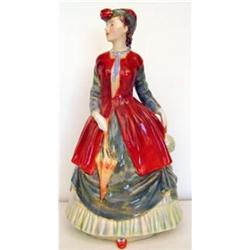 DOULTON FIGURINE: YOUNG MISS NIGHTINGALE #1844947