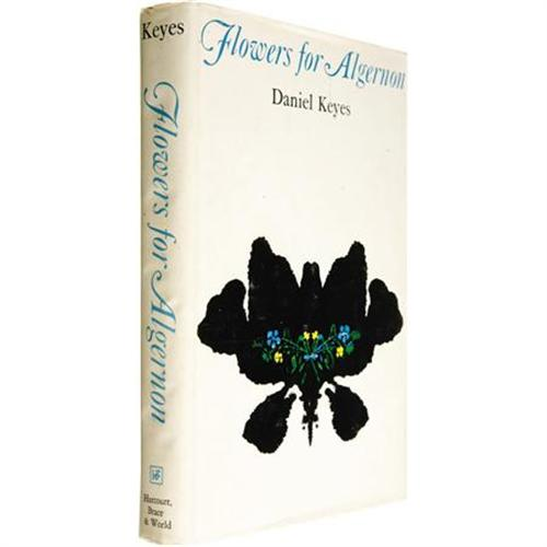 daniel keyes flowers for algernon w signature