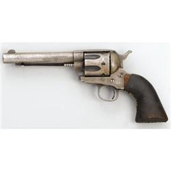SPANISH COPY OF COLT SINGLE-ACTION REVOLVER