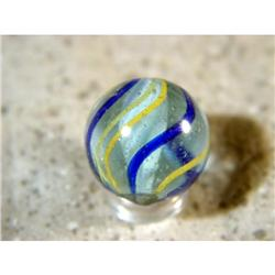 "BB Marbles: Solid Core Swirl 27/32"" 9.9"