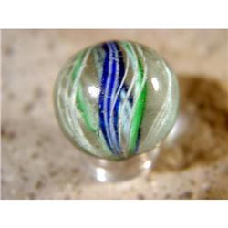 "BB Marbles: Divided Core Swirl 29/32"" 9.2"