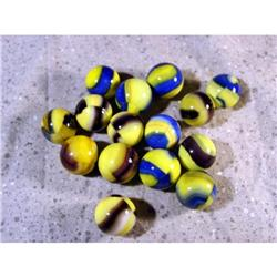 BB Marbles: 15 Bumblebees and Cub Scouts