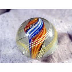 "BB Marbles: Divided Core Swirl 1-11/16"" 8.1"