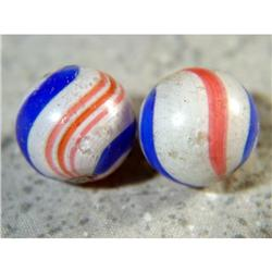 BB Marbles: 2 Peppermint Swirls