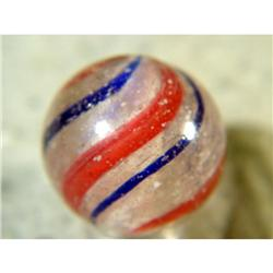 """BB Marbles: Solid Core Swirl 1-1/16"""" 9.8"""