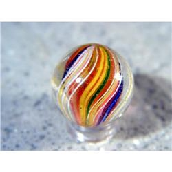 """BB Marbles: Divided Core Swirl 29/32"""" 8.9"""