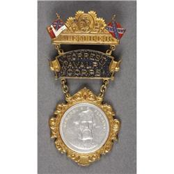 FORREST CAVALRY CORPS COMMEMORATIVE BADGE