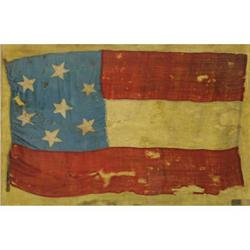CONFEDERATE ADMIRAL FRANKLIN BUCHANAN FLAG