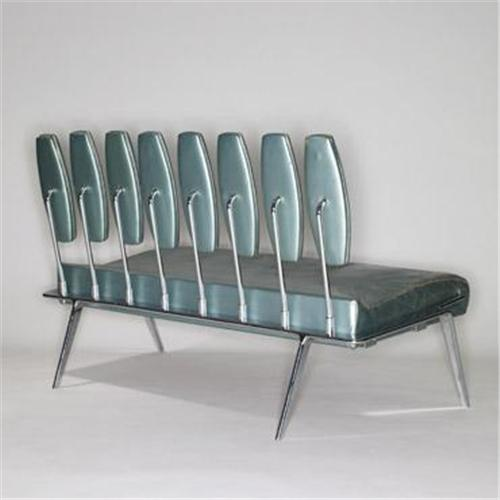 Knoll associates inc sofa from the general motors for Knoll associates
