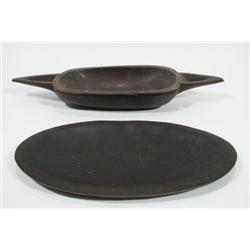 TWO MASSIM BOWLS