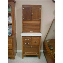 Hoosier Style Kitchen Baking Cabinet I XL #1916440