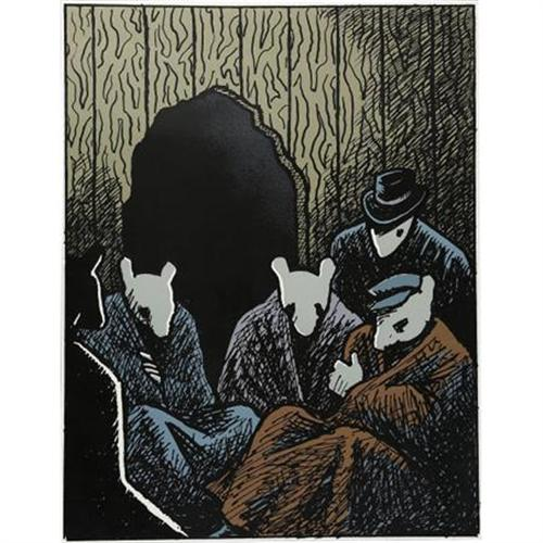 an analysis of art spiegelmans maus a survivors tale Maus i : a survivor's tale : my father bleeds history by art spiegelman   review the most affecting and successful narrative ever done about the  holocaust.